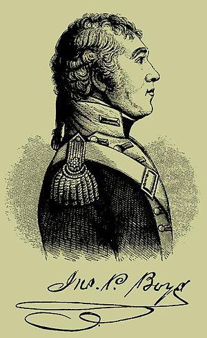 John Parker Boyd - John Parker Boyd, American Brigadier General in the War of 1812