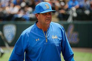 John Savage (baseball) American baseball coach, born 1965
