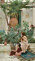 John William Waterhouse At Capri.jpg