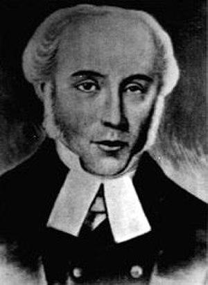 John Wollaston (clergyman) - John Wollaston