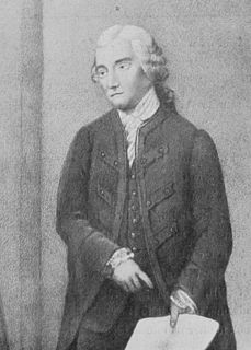 John Zephaniah Holwell English surgeon and temporary Governor of Bengal