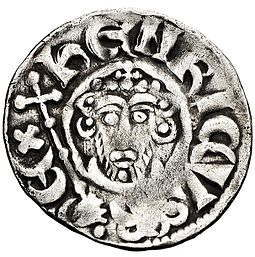 A silver King John penny; much of Magna Carta concerned how royal revenues were raised. John penny.jpg