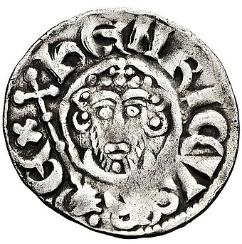 A silver King John penny; much of Magna Carta concerned how royal revenues were raised John penny.jpg