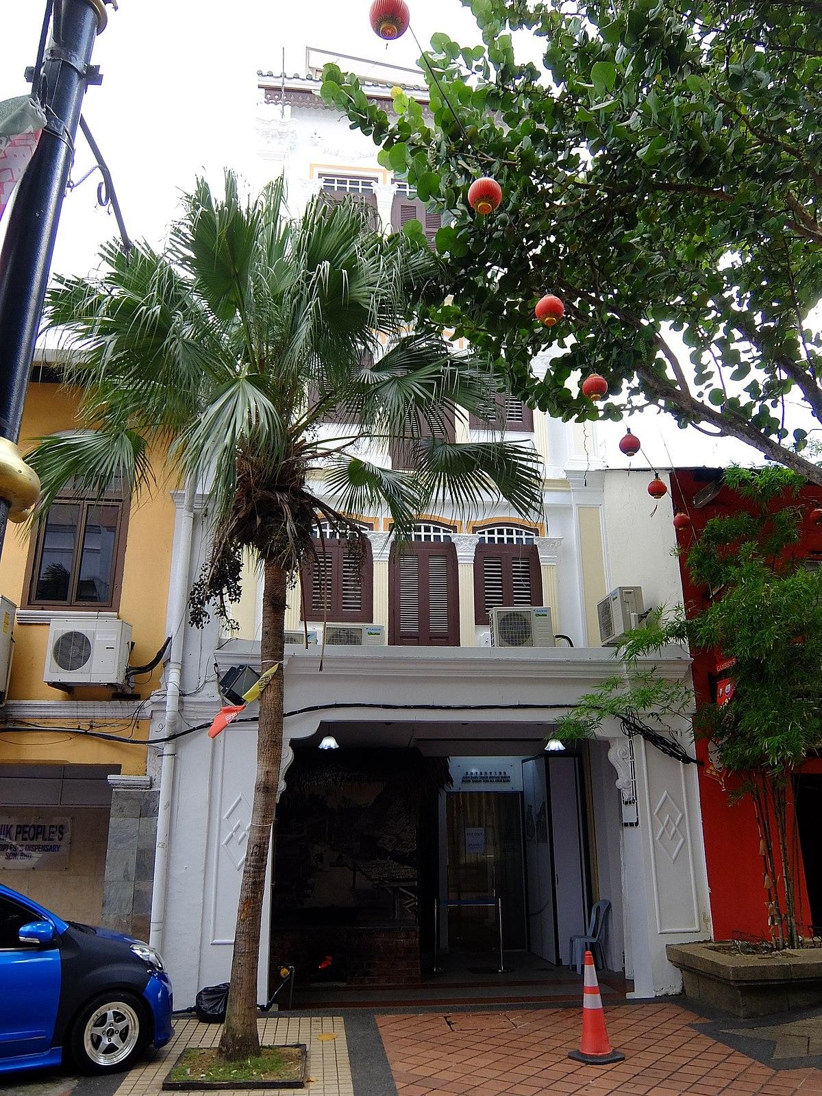 Johor bahru chinese heritage museum wikidata for Chinese furniture johor bahru