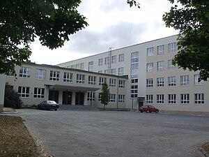 Jõhvi - Image: Johvig peasissepaas