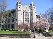 Youngstown State University's Jones Hall