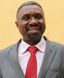 Jorge Bom Jesus Prime Minister of São Tomé and Príncipe (2018-present)