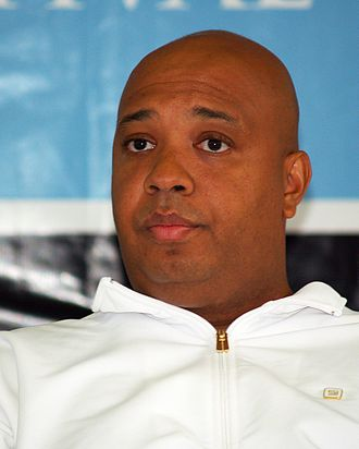 Joseph Simmons - Simmons at the 2007 Brooklyn Book Festival.