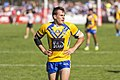 Josh Reynolds playing for City in the City v Country in Wagga Wagga.jpg