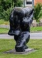 Joy of Living sculpture, Lincoln University Campus, New Zealand.jpg