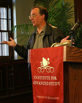 Juan Cole - Cole giving a lecture at the University of Minnesota