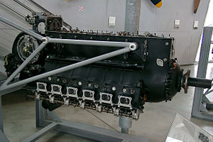 Avia S-199 - Junkers Jumo 211F Engine