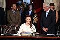 Jura de Gabriela Michetti en el Congreso.jpg