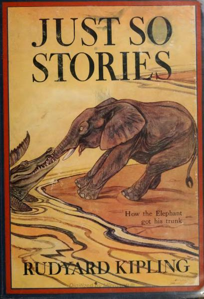 File:Just so stories (c1912).djvu