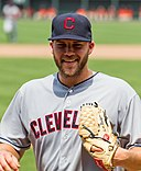 Justin Masterson Cleveland