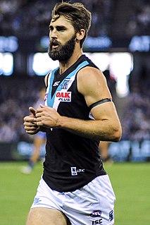 Justin Westhoff Australian rules footballer