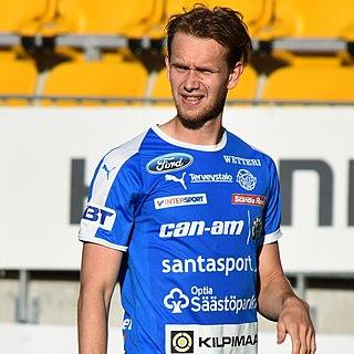 Juuso Hämäläinen Finnish footballer