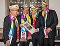 Kölner Dreigestirn - Vertragsunterzeichnung Sessionsvertrag und Rathausempfang 2014-1553.jpg