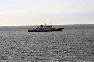 Kühlungsborn, Schiff der Küstenwache 3.JPG