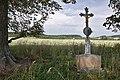 Kříž za obcí, Brodek u Konice (03).jpg