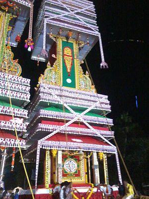 Chettikulangara Kumbha Bharani - Image: KAITHA South