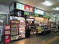 KIOSK NewDays Sakata Station.jpg