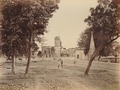KITLV 91967 - Samuel Bourne - Residential building in Lucknow in India - Around 1860.tif