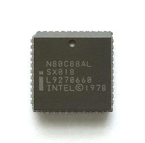 Intel 8088 - The Intel 80C88