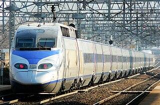Rail transport in South Korea