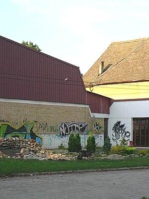 Kačarevo - Sports centre in Kačarevo.