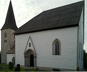 Källunge Church - Källunge church