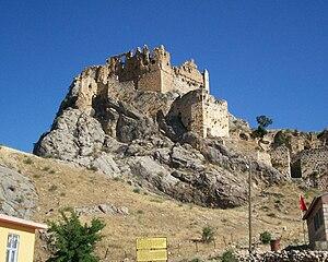 Kâhta - Image: Kahta castle