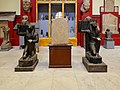 Kairo Museum Stele Ramses I. Horus Seth 01.jpg