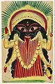 Kalighat, Kolkata (Calcutta), West Bengal, India - Kali - Google Art Project.jpg
