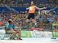 Kamil Aliyev at the 2016 Summer Paralympics – Men's long jump (T12) 7.jpg