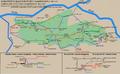Kampinoski Park Narodowy-mapa szlaków.png