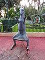 Kangaroo-gandhi park-port blair-andaman-India.jpg