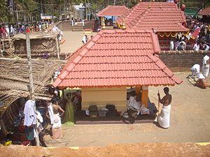 Chapparapadavu - Kooveri Perumkaliyattam