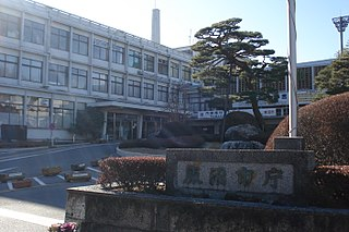 Kanuma, Tochigi City in Kantō, Japan