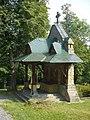 Kaplička Jurkovičovy křížové cesty na hoře Hostýn nad Chvalčovem (Q72742223) 01.jpg