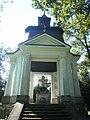 Kaplica na cmentarzu nr 192 w Lubince 5.JPG