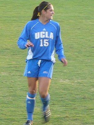 Kara Lang - Lang with UCLA
