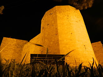 Karaman - Karaman fortification