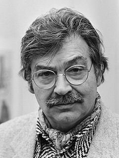 Karel Appel Dutch painter, sculptor, and poet