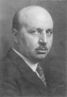 Karl Bühler German psychologist