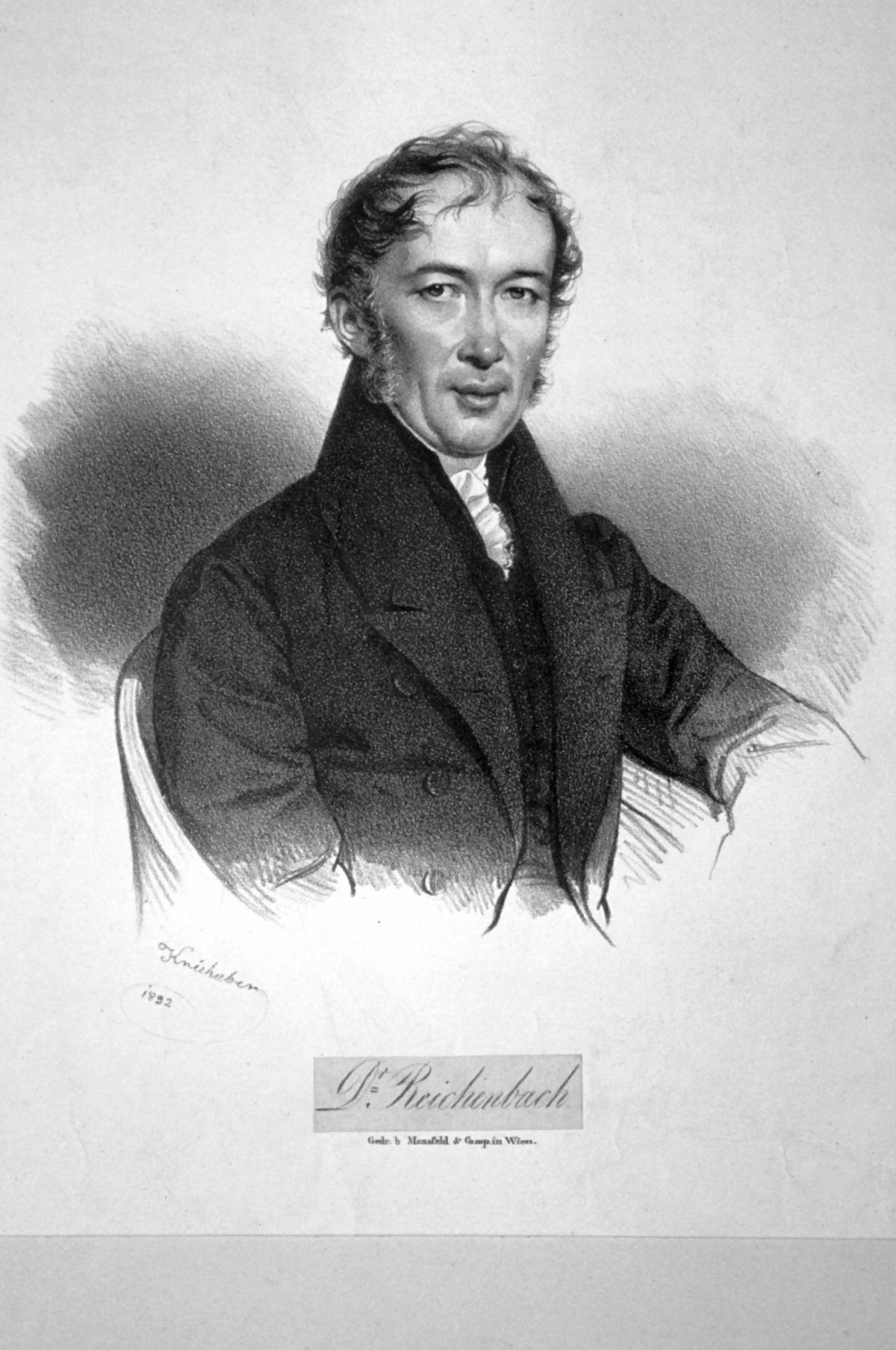 Karl Von Reichenbach –