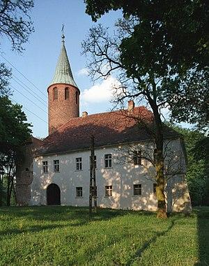 Karłowice, Opole Voivodeship - Castle