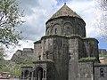 Kars, armenische Kathedrale, Heilige-Apostel-Kirche Սուրբ Առաքելոց Եկեղեցի (10. Jhdt.) (40336417982).jpg