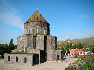 Kars - The Armenian Church of the Apostles housed a museum in the 1960s–70s and was converted to a mosque in 1993.