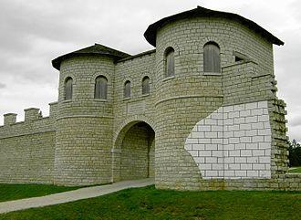 Weißenburg in Bayern - Castell Biriciana